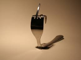 doigt d'honneur la fourchette