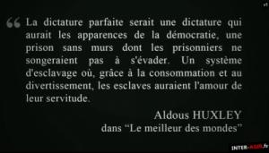 a dictature