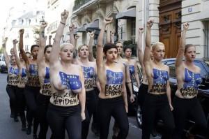 A FEMEN