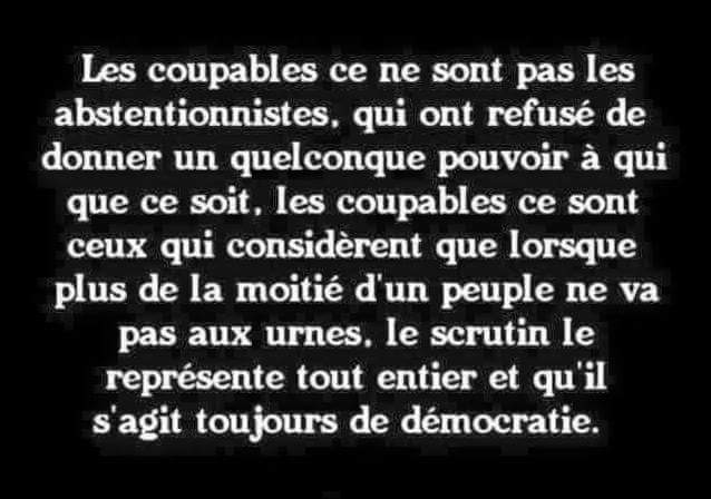 a abstention