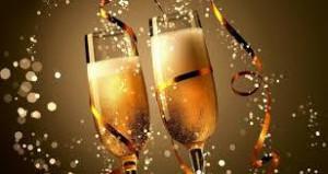 a champagne