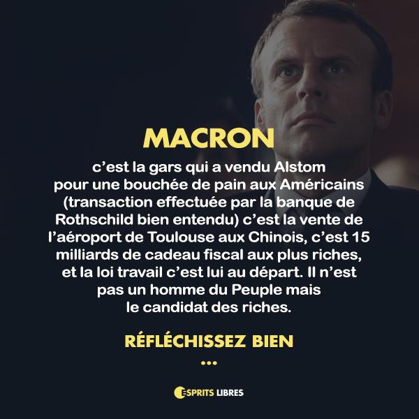 macron le président des riches
