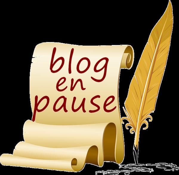 a blog en pause
